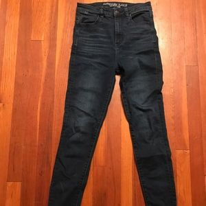 American Eagle Highest Waist Jeans